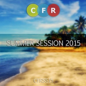 CFRSS15 :: Summer Session 2015