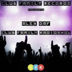 Club Family Radio show 001 by Iversoon & Alex Daf