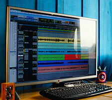 Music production by CFR Studio